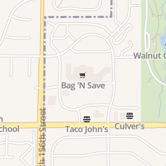 Directions for Bag 'n Save in Omaha, NE 15370 Weir St