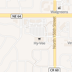 Directions for Hy-Vee Food Store in Omaha, NE 3410 N 156Th St