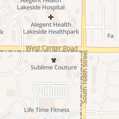 Directions for Edible Arrangements in Omaha, NE 16950 Wright Plz Ste 137
