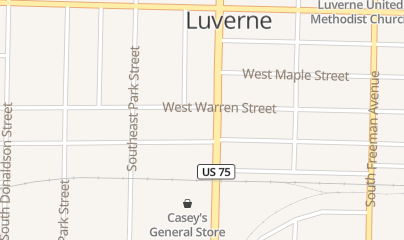 Directions for Lewis Family Drug Luverne in Luverne, MN 202 S Kniss Avenue