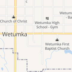 Directions for Paula's Place in Wetumka, OK 300 E Highway 9