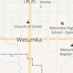 Directions for Dairy Queen in Wetumka, OK 117 E Highway 9