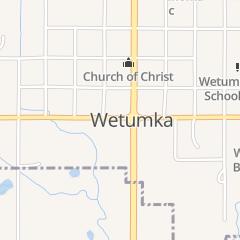 Directions for Super C Mart 8 in Wetumka, OK 112 W Highway 9