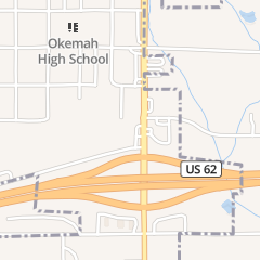 Directions for Mcdonald's in Okemah, OK 609 S Woody Guthrie St