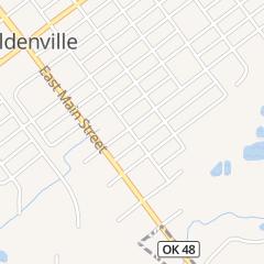 Directions for A Montgomery James in Holdenville, OK 203 N Kelker St