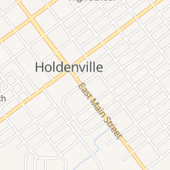 Directions for Big Five Community Services Inc in Holdenville, OK 510 E Main St