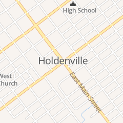 Directions for Alices Flowers in Holdenville, OK 313 E Main St