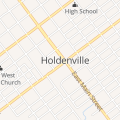 Directions for Betheny's Flowers in Holdenville, OK 325 e Main St
