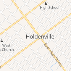 Directions for Alice Flowers in Holdenville, OK 313 e Main St