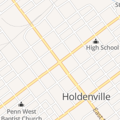 Directions for Advantage in Holdenville, OK 111 W Main St