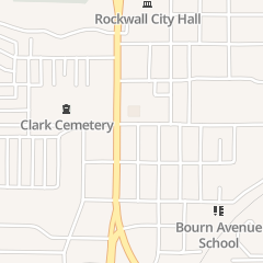 Directions for GREER CARLTON INSURANCE in ROCKWALL, TX 104 E BOYDSTUN AVE
