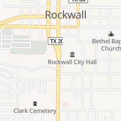 Directions for Napoli Italian Restaurant in Rockwall, TX 407 S Goliad St