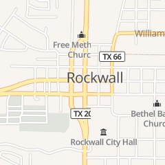 Directions for Mattress Expert Inc in Rockwall, TX 115 S Goliad St