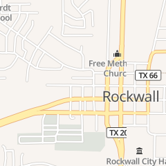 Directions for ABC Bail Bonds in Rockwall, TX 400 W Kaufman St