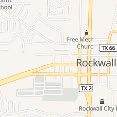 Directions for McAden Bret MD in Rockwall, TX 103 N 1St St