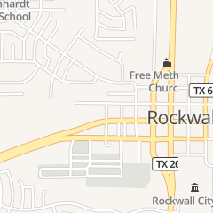 Directions for Rockwall Aesthetic Center in Rockwall, TX 405 W Kaufman St