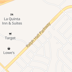 Directions for Ranger Title in Rockwall, TX 556 W Ralph Hall Pkwy