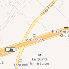 Directions for Mcdonald's Restaurant in Rockwall, TX 610 E Interstate 30