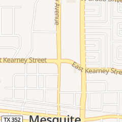 Directions for Garage Door and Gate in Mesquite, TX 500 N Galloway Ave