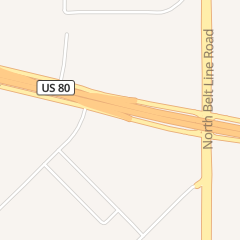 Directions for Smartstyle in Mesquite, TX 200 Us Highway 80 E