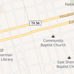 Directions for J's Plumbing in Sherman, TX 603 E Jones St