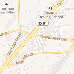 Directions for Express Employment Professionals in Sherman, TX 1914 N Grand Ave