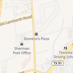 Directions for Juvenile Alternative in Sherman, TX Po Box 1625