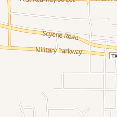Directions for U-Haul Neighborhood Dealer in Mesquite, TX 730 Military Pkwy
