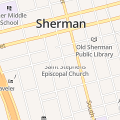 Directions for Jarvis Law Firm in Sherman, TX 402 S Crockett St