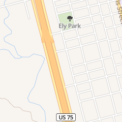 Directions for Jif-E Lube in Sherman, TX 1119 S Sam Rayburn Fwy