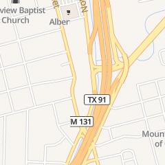 Directions for John Papaila MD in Sherman, TX 1419 N Travis St