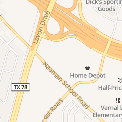 Directions for Kohl's Garland in Garland, TX 3353 N President George Bush Hwy