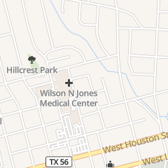 Directions for Jelsma Richard D MD PA in Sherman, TX 425 N Highland Ave Ste 110