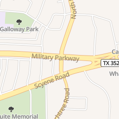 Directions for Ruiz Cuts in Mesquite, TX 2033 Military Pkwy Ste 105a