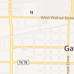 Directions for Good Samaritan of Garland in Garland, TX 214 N 12th St