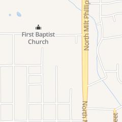 Directions for Mcdonald's Restaurant in Seminole, OK 1425 n Milt Phillips Ave