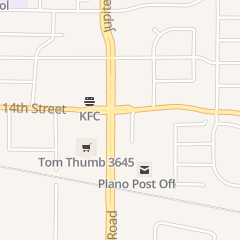 Directions for Plano Bingo in Plano, TX 2500 14th St