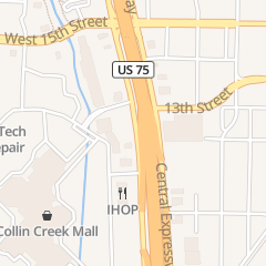 Directions for Nailery in Plano, TX 811 N Central Expy