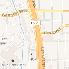 Directions for MATTRESS FIRM in Plano, TX 1001 Central Expy Ste 200