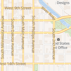 Directions for Matthew P Bock Atty in Sioux Falls, SD 300 S Phillips Ave Ste 300