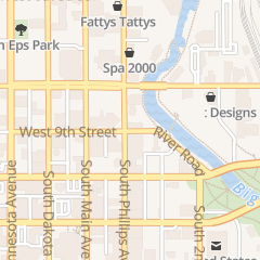Directions for Cutler & Donahoe in Sioux Falls, SD 100 n Phillips Ave Ste 901