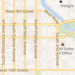 Directions for Fuller Woods Attorney in Sioux Falls, SD 300 S Phillips Ave Ste 300