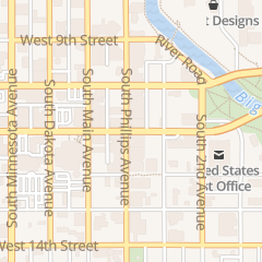 Directions for Beck William G Attorney in Sioux Falls, SD 300 S Phillips Ave Ste 300