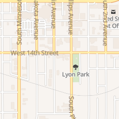 Directions for Jaclyn r Aberson S Atty in Sioux Falls, SD 600 S Main Ave Ste 102