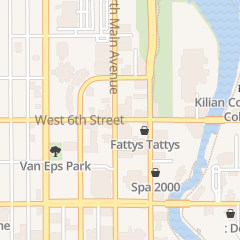 Directions for Thomas M Keller Atty At Law in Sioux Falls, SD 400 N Main Ave Ste 202