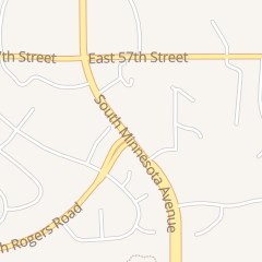 Directions for Goosmann Law Firm Plc in Sioux Falls, SD 5010 S Minnesota Ave Ste 100