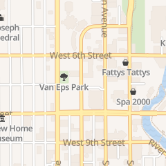 Directions for Wilka & Welter Law Offices in Sioux Falls, SD 300 n Dakota Ave Ste 609