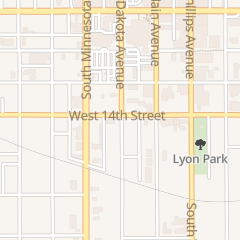 Directions for Binger Law Office llc in Sioux Falls, SD 307 W 14th St