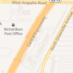 Directions for Matt's Rancho Martinez in Richardson, TX 508 N Central Expy