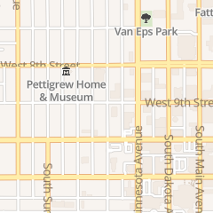 Directions for Deboer Law Office in Sioux Falls, SD 505 W 9th St Ste 101